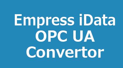 Empress OPC UA Convertor